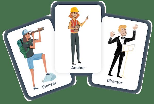 anchor group illustration