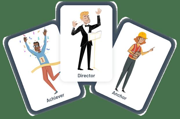 director group illustration