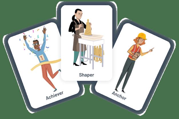 shaper group illustration