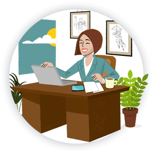 Experienced Hires Illustration