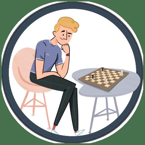 Game Playing Illustration
