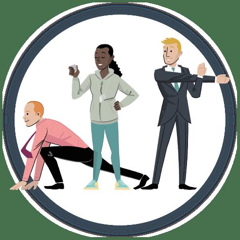 Private Clients Illustration