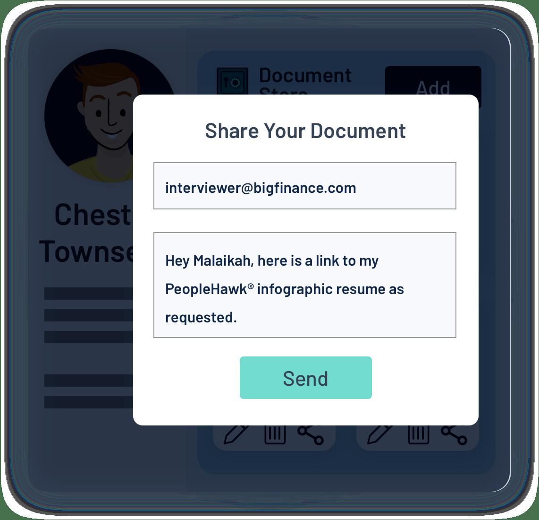 PeopleHawk Demo document store